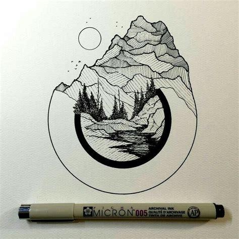 pin  sarah ragan  colorado art ideas ink art