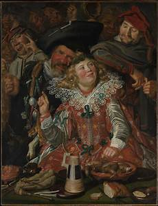 File:Frans Hals, Merrymakers at Shrovetide, The ...