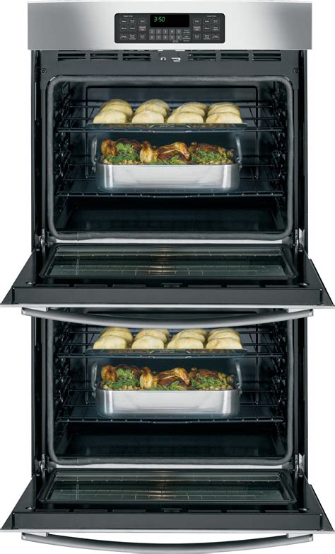 jtsfss ge  built  double wall oven stainless steel