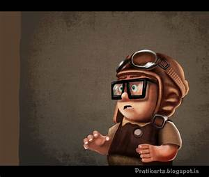 Up Movie Characters Carl | www.pixshark.com - Images ...