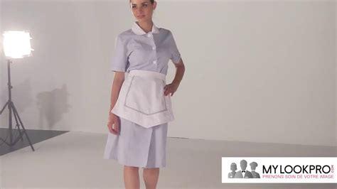 blouse de travail pour femme de chambre