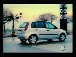 Ford Fiesta 2002 : spot fiesta ford 2002 youtube ~ Medecine-chirurgie-esthetiques.com Avis de Voitures