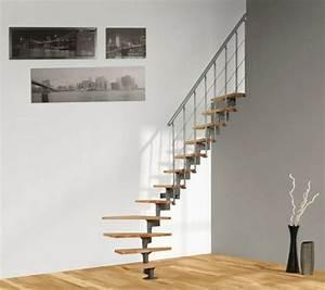 Escalier Ajustable En Hauteur : o trouver le meilleur escalier gain de place ~ Premium-room.com Idées de Décoration