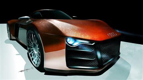 Swedish Designer Updates His Rendering Of The Audi R10