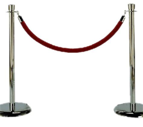 Stanchion Red Rope ? Houston, TX Event Rentals