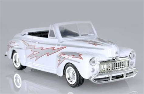 Grease Lightning White '48 Ford Deluxe 1