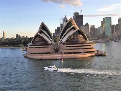 Sydney Australia Sights Porthole Opera Cruise Tweet