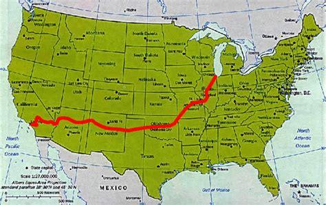 amerika route  private homepage von robert und andrea