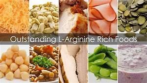 top 10 healthy foods high in l arginine l citrulline