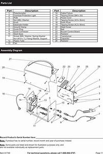 Chicago Electric Arc Welder 120 Wiring Diagram