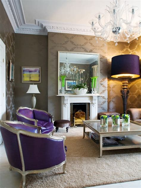 purple green living room purple and green themed living room beautiful homes design