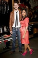 Actor Toby Kebbell and his girlfriend Ruzwana Bashi pose ...