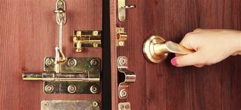 comment ouvrir une serrure de porte de chambre serrure ooreka