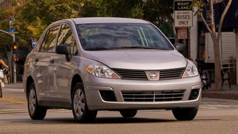 Car Usa News : New Pricing Of $9,990 Makes 2009 Nissan Versa Cheapest New