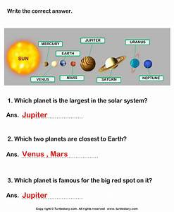 Solar System Grade 6 Questions - Pics about space