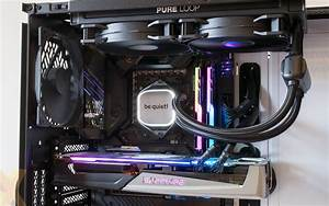 Review  Be Quiet  Pure Loop 280mm - Cooling