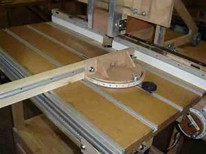 Table De Sciage : accessoires coupe table sciage forum outillage syst me d ~ Dode.kayakingforconservation.com Idées de Décoration