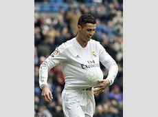Real Madrid 71 Celta Vigo Cristiano Ronaldo steals the
