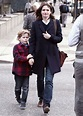 Emily Mortimer And Son Sam Out And About In Vancouver - Zimbio