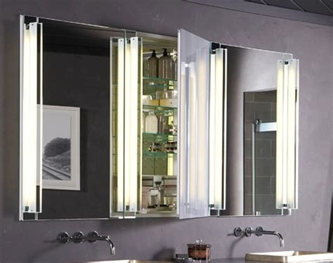 Robern Lighting by Robern M Series Medicine Cabinets
