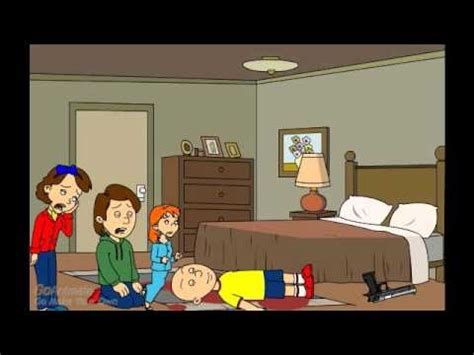 Caillou In The Bathtub Goanimate by Brian Gets Grounded For Breaking His Teachers Leg Doovi