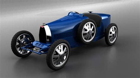 At the geneva motor show 2019, bugatti announced that. Bugatti Baby II is a 3/4-scale replica of the Type 35 for $34k | Autoblog