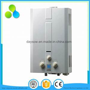 China Junkers Gas Water Heater Manual