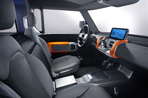 new land rover defender interior land rover defender concept not for sheep carwow