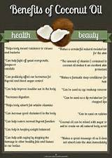 Benefits Of Coconut Oil Pictures