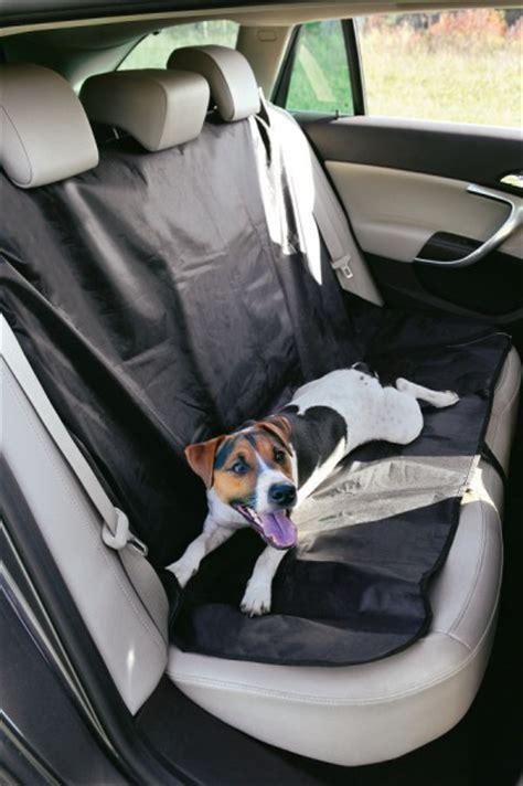 housse de protection chien pour auto voiture animaloo