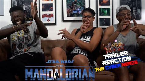 The Mandalorian Season 2 Reaction - YouTube
