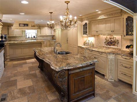 ornate kitchen cabinets custom made ornate kitchen by
