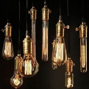 Edison Light Bulb Chandelier Bulb Edison Antique Bulb Aka Carbon Filament Lamp Silk Bulb Lamp
