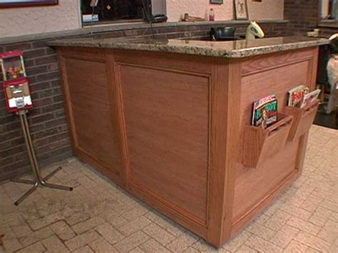 build a reception desk 301 moved permanently