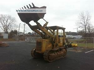 Caterpillar Track Loader 951c  Automatic Transmission