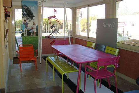 chaises de couleur emejing salon de jardin aluminium colore images awesome