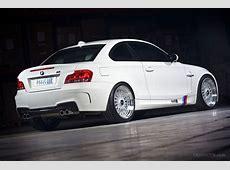 H&R BMW 1M Coupe Debuting at SEMA