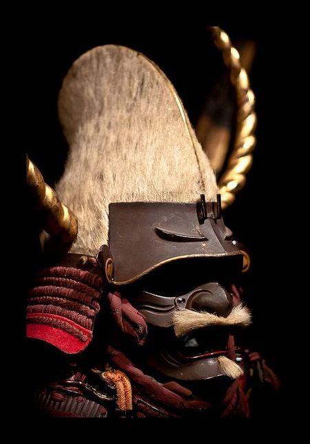 kabuto samurai pinterest samourai japon  armure