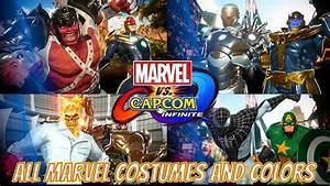 Marvel, Vs, Capcom, Infinite