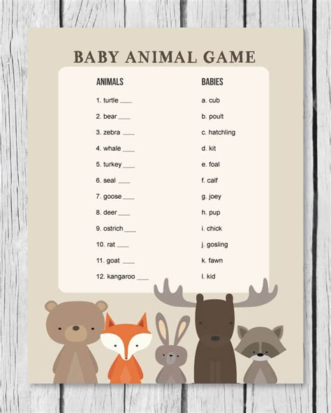 ultimate list  woodland baby shower ideas