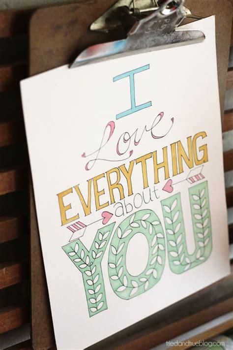 love    valentines printable