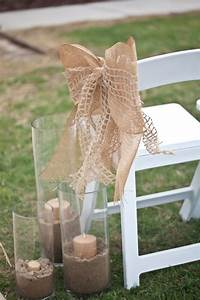 10 ways to use burlap at your wedding rustic wedding chic With burlap decorations for weddings