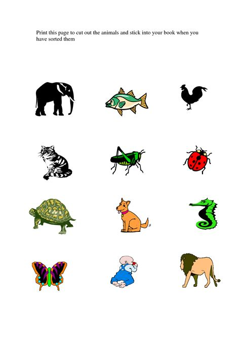 farm animals cut outs best photos of printable animal cut outs farm animal cut