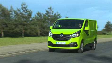 renault green new renault trafic bamboo green press film youtube