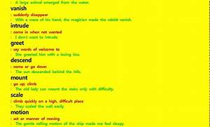 9000 English English Vocabulary Sentences 45