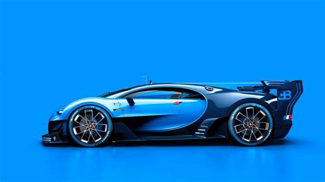 concept bugatti bugatti vision gran turismo in the flesh primed for gt6