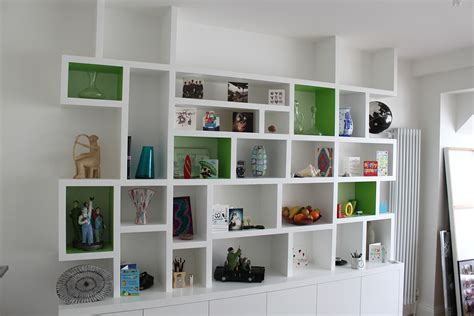 photo  modern bookcases