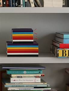 Color Stack - Poppin Soft Cover Notebooks make great shelf