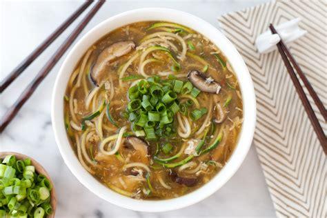 egg drop noodle soup ginger zucchini noodle egg drop soup snixy kitchen snixy kitchen
