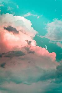 cloud clouds sky aesthetic background freetoedit